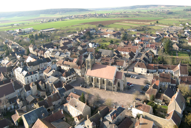 Vezelay Nevers